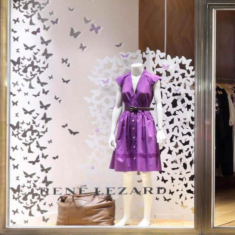 spring windows rené lezard  sc 1 st  deck5 & deck5 » concept store displays for puma